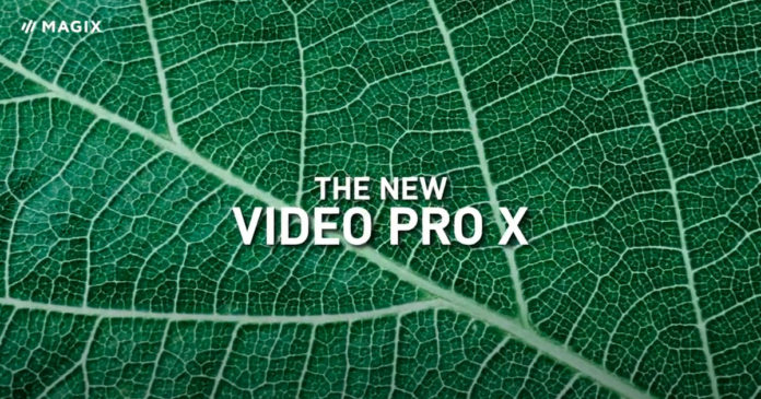 The Friday Roundup – Magix Video Pro X Updates, Morph Transitions and Titles