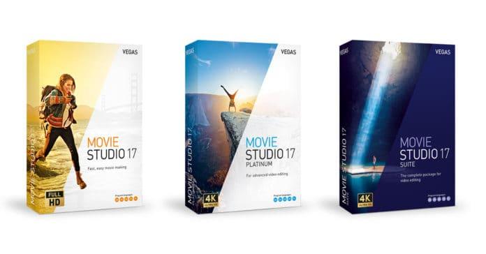 Vegas Movie Studio 17 Review