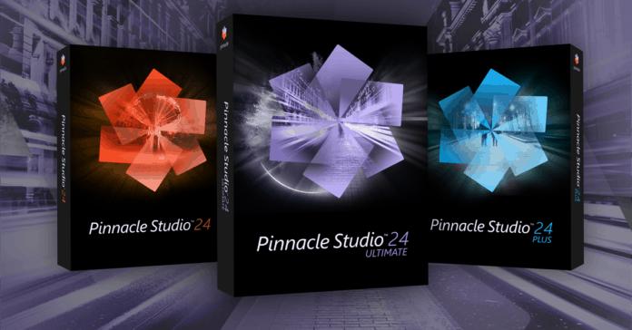 Pinnacle Studio 24 Review