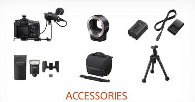 Camera Mounts, Storage Capacity and Battery Life